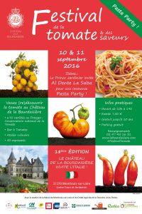 Affiche Festival tomate site